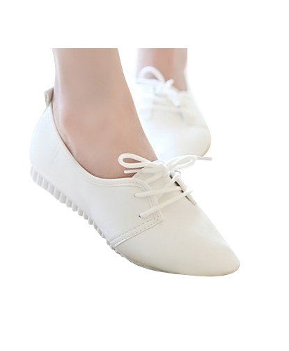 2015 Vintage Women Fat Spring / Autumn Shoes